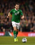26 March 2019; Robbie Brady of Republic of Ireland during the UEFA EURO2020 Group D qualifying match between Republic of Ireland and Georgia at the Aviva Stadium, Lansdowne Road, in Dublin. Photo by Seb Daly/Sportsfile