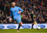 26 March 2019; Darren Randolph of Republic of Ireland  during the UEFA EURO2020 Group D qualifying match between Republic of Ireland and Georgia at the Aviva Stadium, Lansdowne Road, in Dublin. Photo by Harry Murphy/Sportsfile