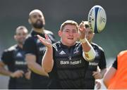 29 March 2019; Tadhg Furlong during the Leinster Rugby captain's run at the Aviva Stadium in Dublin. Photo by Ramsey Cardy/Sportsfile