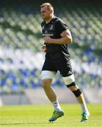 29 March 2019; Rhys Ruddock during the Leinster Rugby captain's run at the Aviva Stadium in Dublin. Photo by Ramsey Cardy/Sportsfile
