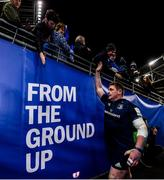 30 March 2019; Tadhg Furlong of Leinster following the Heineken Champions Cup Quarter-Final between Leinster and Ulster at the Aviva Stadium in Dublin. Photo by Ramsey Cardy/Sportsfile