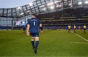 30 March 2019; Cian Healy of Leinster ahead of the Heineken Champions Cup Quarter-Final between Leinster and Ulster at the Aviva Stadium in Dublin. Photo by Ramsey Cardy/Sportsfile