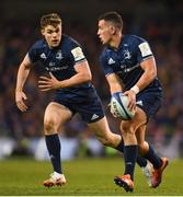 30 March 2019; Noel Reid, right, and Garry Ringrose of Leinster during the Heineken Champions Cup Quarter-Final between Leinster and Ulster at the Aviva Stadium in Dublin. Photo by Ramsey Cardy/Sportsfile