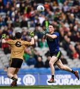31 March 2019; Matthew Ruane of Mayo in action against Paul Murphy of Kerry during the Allianz Football League Division 1 Final match between Kerry and Mayo at Croke Park in Dublin. Photo by Stephen Mccathy/Sportsfile