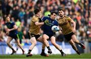 31 March 2019; Jason Doherty of Mayo is tackled by Paul Murphy of Kerry during the Allianz Football League Division 1 Final match between Kerry and Mayo at Croke Park in Dublin. Photo by Stephen Mccathy/Sportsfile