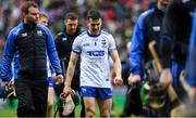 31 March 2019; Jamie Barron of Waterford leaves the field after the Allianz Hurling League Division 1 Final match between Limerick and Waterford at Croke Park in Dublin. Photo by Piaras Ó Mídheach/Sportsfile