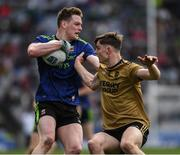 31 March 2019; Matthew Ruane of Mayo is tackled by Diarmuid O'Connor of Kerry during the Allianz Football League Division 1 Final match between Kerry and Mayo at Croke Park in Dublin. Photo by Ray McManus/Sportsfile