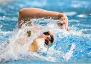 31 March 2019; Amelia Kane of Ards SC, Co. Down competes in the Female 1500m Freestyle (Final Heat) during the Irish Long Course Swimming Championships at the National Aquatic Centre in Abbotstown, Dublin. Photo by Harry Murphy/Sportsfile