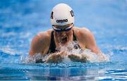 31 March 2019; Rebecca Reid of Ards, Co. Down, competes in the Female 200m Individual Medley Open Final during the Irish Long Course Swimming Championships at the National Aquatic Centre in Abbotstown, Dublin. Photo by Harry Murphy/Sportsfile