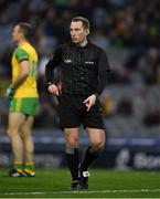 30 March 2019; Referee Derek O'Mahoney during the Allianz Football League Division 2 Final match between Meath and Donegal at Croke Park in Dublin. Photo by Ray McManus/Sportsfile