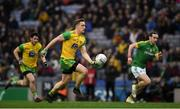 30 March 2019; Hugh McFadden of Donegal in action against Cillian O'Sullivan of Meath during the Allianz Football League Division 2 Final match between Meath and Donegal at Croke Park in Dublin. Photo by Ray McManus/Sportsfile