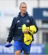1 April 2019; Senior coach Stuart Lancaster during Leinster squad training at Energia Park in Donnybrook, Dublin. Photo by David Fitzgerald/Sportsfile