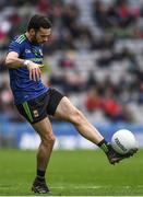 31 March 2019; Kevin McLoughlin of Mayo during the Allianz Football League Division 1 Final match between Kerry and Mayo at Croke Park in Dublin. Photo by Ray McManus/Sportsfile