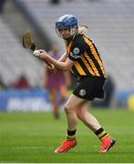 31 March 2019; Michelle Quilty of Kilkenny during the Littlewoods Ireland Camogie League Division 1 Final match between Kilkenny and Galway at Croke Park in Dublin. Photo by Ray McManus/Sportsfile