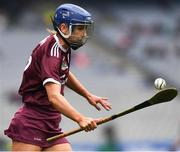 31 March 2019; Niamh Kilkenny of Galway during the Littlewoods Ireland Camogie League Division 1 Final match between Kilkenny and Galway at Croke Park in Dublin. Photo by Ray McManus/Sportsfile