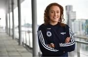 5 April 2019; The Women's Gaelic Players Association, WGPA, presented its 2019 third-level scholarships on Friday 5th April at PWC headquarters in Dublin. A total of 46 scholarships have been awarded to third-level students across multiple colleges who play intercounty Camogie and Ladies Football. The scholarship scheme recognises the efforts of WGPA members in pursuing a dual career, enabling them to focus their attention on taking opportunities for ongoing personal and professional development whilst striving for excellence as athletes. Pictured is Niamh Cotter of Cork . Photo by Sam Barnes/Sportsfile