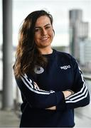 5 April 2019; The Women's Gaelic Players Association, WGPA, presented its 2019 third-level scholarships on Friday 5th April at PWC headquarters in Dublin. A total of 46 scholarships have been awarded to third-level students across multiple colleges who play intercounty Camogie and Ladies Football. The scholarship scheme recognises the efforts of WGPA members in pursuing a dual career, enabling them to focus their attention on taking opportunities for ongoing personal and professional development whilst striving for excellence as athletes. Pictured is Hannah Looney of Cork. Photo by Sam Barnes/Sportsfile