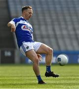 6 April 2019; Paul Cahillane of Laois during the Allianz Football League Division 3 Final match between Laois and Westmeath at Croke Park in Dublin. Photo by Ray McManus/Sportsfile