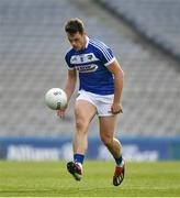 6 April 2019; John O'Loughlin of Laois during the Allianz Football League Division 3 Final match between Laois and Westmeath at Croke Park in Dublin. Photo by Ray McManus/Sportsfile