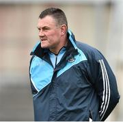 07 April 2019; Dublin manager Mick Bohan during the Lidl Ladies NFL Round 7 match between Cork and Dublin at Mallow in Co. Cork. Photo by Matt Browne/Sportsfile