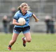 07 April 2019; Aoife Kane of Dublin during the Lidl Ladies NFL Round 7 match between Cork and Dublin at Mallow in Co. Cork. Photo by Matt Browne/Sportsfile