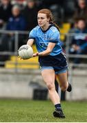 07 April 2019; Lauren Magee of Dublin during the Lidl Ladies NFL Round 7 match between Cork and Dublin at Mallow in Co. Cork. Photo by Matt Browne/Sportsfile