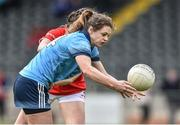 07 April 2019; Noelle Healy of Dublin during the Lidl Ladies NFL Round 7 match between Cork and Dublin at Mallow in Co. Cork. Photo by Matt Browne/Sportsfile