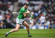 31 March 2019; Diarmaid Byrnes of Limerick during the Allianz Hurling League Division 1 Final match between Limerick and Waterford at Croke Park in Dublin. Photo by Stephen McCarthy/Sportsfile