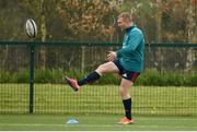 8 April 2019; Keith Earls during Munster Rugby Squad Training at the University of Limerick in Limerick. Photo by Harry Murphy/Sportsfile