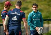 8 April 2019; Joey Carbery during Munster Rugby Squad Training at the University of Limerick in Limerick. Photo by Harry Murphy/Sportsfile