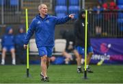 8 April 2019; Senior coach Stuart Lancaster during Leinster squad training at Energia Park in Donnybrook, Dublin. Photo by Ramsey Cardy/Sportsfile