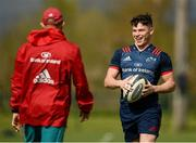 8 April 2019; Calvin Nash during Munster Rugby Squad Training at the University of Limerick in Limerick. Photo by Harry Murphy/Sportsfile