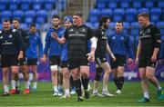 8 April 2019; Tadhg Furlong during Leinster squad training at Energia Park in Donnybrook, Dublin. Photo by Ramsey Cardy/Sportsfile