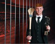10 April 2019; Ballyhale Shamrock's Adrian Mullen was crowned the AIB GAA Club Hurler of the Year for 2018/19. AIB and the GAA honoured 30 players on Saturday evening at the second annual AIB GAA Club Player Awards, held at a prestigious event in Croke Park. The AIB GAA Club Player Awards recognise the top performing players throughout the Club Championships in hurling and football and celebrate their hard work, commitment and individual achievements at a national level. AIB are proud to be in their 28th season as sponsors of the AIB GAA Club Championship. For exclusive content and to see why AIB are backing Club and County follow us @AIB_GAA on Twitter, Instagram, Snapchat, Facebook and AIB.ie/GAA. Photo by Stephen McCarthy/Sportsfile