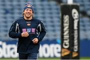 12 April 2019;  Hamish Watson of Edinburgh warms up prior to the Guinness PRO14 Round 20 match between Edinburgh and Ulster at BT Murrayfield in Edinburgh, Scotland. Photo by Ross Parker/Sportsfile