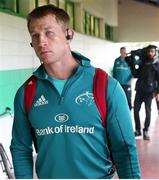 12 April 2019; Munster forwards coach Jerry Flannery arrives prior the Guinness PRO14 Round 20 game between Benetton and Munster at Stadio di Monigo in Treviso, Italy. Photo by Roberto Bregani/Sportsfile