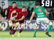 12 April 2019; Gavin Coombes of Munster  in action during the Guinness PRO14 Round 20 game between Benetton Treviso and Munster Rugby at Stadio di Monigo in Treviso, Italy. Photo by Roberto Bregani/Sportsfile