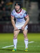5 April 2019; John Cooney of Ulster during the Guinness PRO14 Round 19 match between Glasgow Warriors and Ulster at Scotstoun Stadium in Glasgow, Scotland. Photo by Ross Parker/Sportsfile
