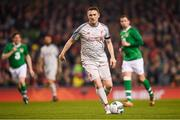 12 April 2019; Robbie Keane of Liverpool FC Legends during the Sean Cox Fundraiser match between the Republic of Ireland XI and Liverpool FC Legends at the Aviva Stadium in Dublin. Photo by Stephen McCarthy/Sportsfile