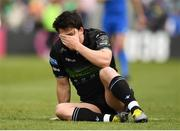 13 April 2019; Sam Johnson of Glasgow Warriors during the Guinness PRO14 Round 20 match between Leinster and Glasgow Warriors at the RDS Arena in Dublin. Photo by Stephen McCarthy/Sportsfile