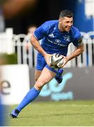 13 April 2019; Rob Kearney of Leinster goes over for his side's second try during the Guinness PRO14 Round 20 match between Leinster and Glasgow Warriors at the RDS Arena in Dublin. Photo by Stephen McCarthy/Sportsfile