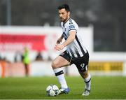 12 April 2019; Pat Hoban of Dundalk during the SSE Airtricity League Premier Division match between Sligo Rovers and Dundalk at The Showgrounds in Sligo. Photo by Eóin Noonan/Sportsfile