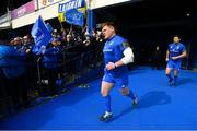 13 April 2019; Tadhg Furlong of Leinster during the Guinness PRO14 Round 20 match between Leinster and Glasgow Warriors at the RDS Arena in Dublin. Photo by Ramsey Cardy/Sportsfile
