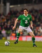 12 April 2019; Keith Andrews of Republic of Ireland XI during the Sean Cox Fundraiser match between the Republic of Ireland XI and Liverpool FC Legends at the Aviva Stadium in Dublin. Photo by Sam Barnes/Sportsfile