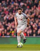 12 April 2019; Robbie Fowler of Liverpool FC Legends during the Sean Cox Fundraiser match between the Republic of Ireland XI and Liverpool FC Legends at the Aviva Stadium in Dublin. Photo by Sam Barnes/Sportsfile