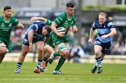 13 April 2019; Paul Boyle of Connacht during the Guinness PRO14 Round 20 match between Connacht and Cardiff Blues at The Sportsground in Galway. Photo by Piaras Ó Mídheach/Sportsfile