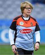 31 March 2019; Kilkenny manager Ann Downey before the Littlewoods Ireland Camogie League Division 1 Final match between Kilkenny and Galway at Croke Park in Dublin. Photo by Piaras Ó Mídheach/Sportsfile