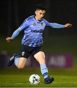 15 April 2019; Dan Tobin of UCD during the SSE Airtricity League Premier Division match between UCD and Cork City at Belfield Bowl in Dublin. Photo by Eóin Noonan/Sportsfile
