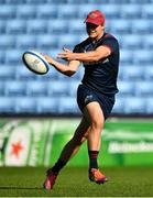 19 April 2019; Tyler Bleyendaal during the Munster rugby captain's run at Ricoh Arena in Coventry, England. Photo by Brendan Moran/Sportsfile
