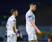 19 April 2019; Josh Collins of UCD reacts after his side concede a second goal during the SSE Airtricity League Premier Division match between Bohemians and UCD at Dalymount Park in Dublin. Photo by Seb Daly/Sportsfile